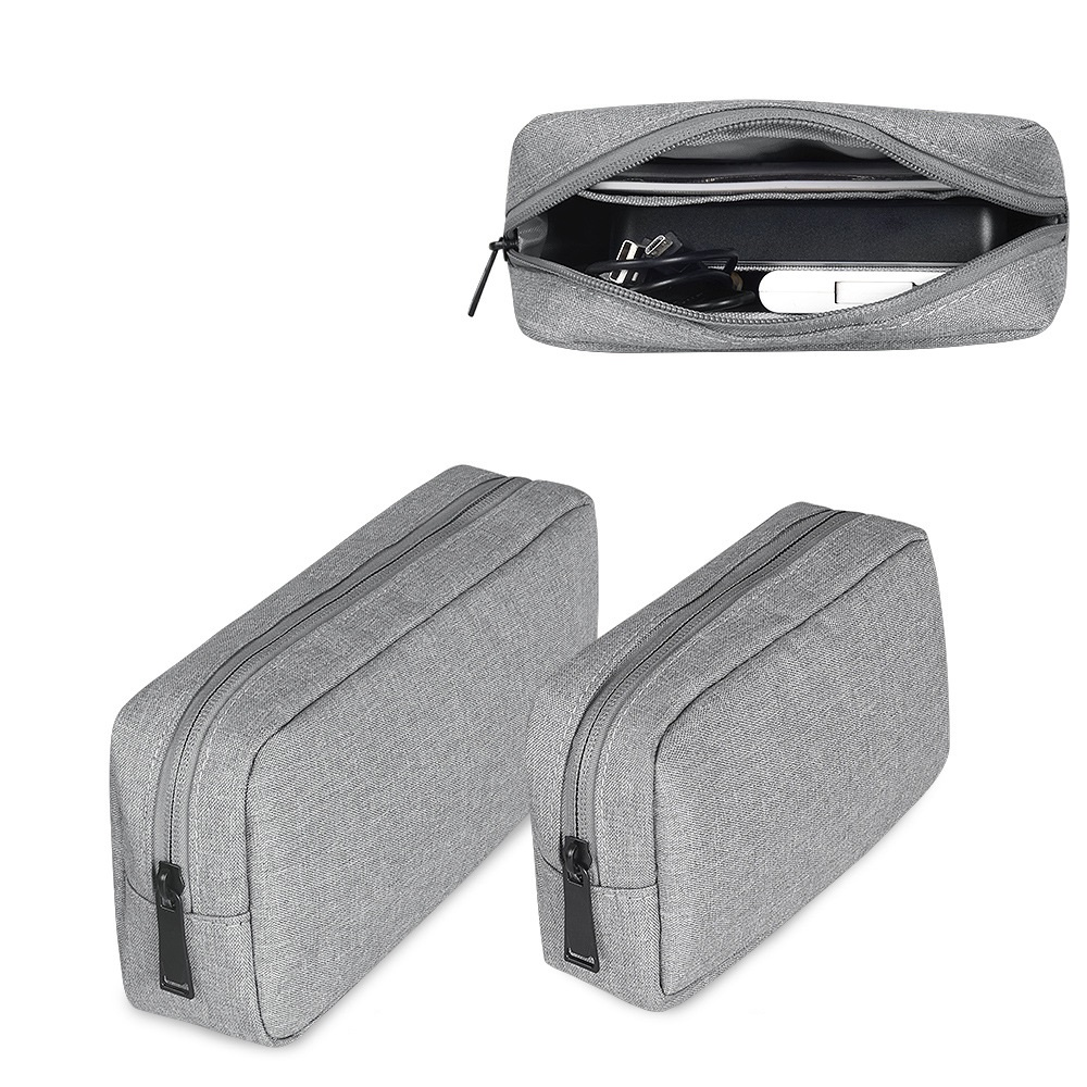Charging Cable Organiser Hard font b Drive b font Bag Electronics Accessories Storage Case for Charger