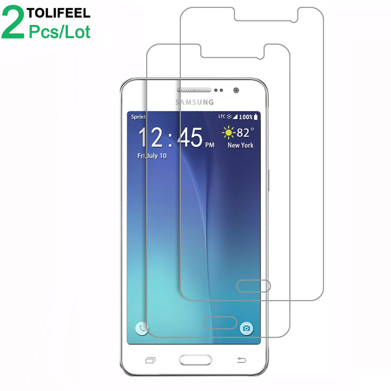 2Pcs Tempered Glass For Samsung Galaxy Grand Prime G530 Screen Protector 9H Phone On Protective Glass For Samsung G530 Glass