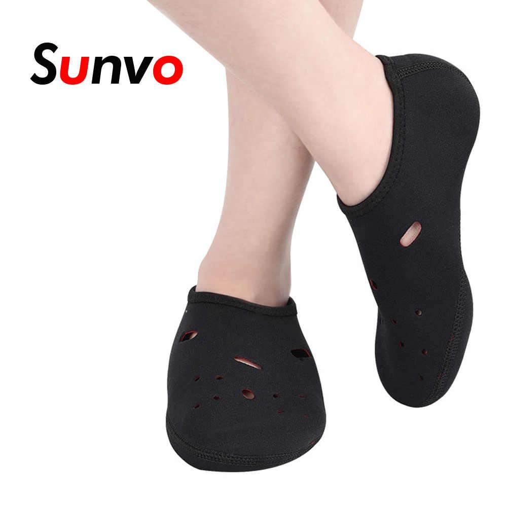Sunvo Sommer Männer Frauen Slipony Wasser Schuhe Alias Slip Hausschuhe für Strand Tauchen Waterpark Sandale Aqua Chaussure Schuh Abdeckungen