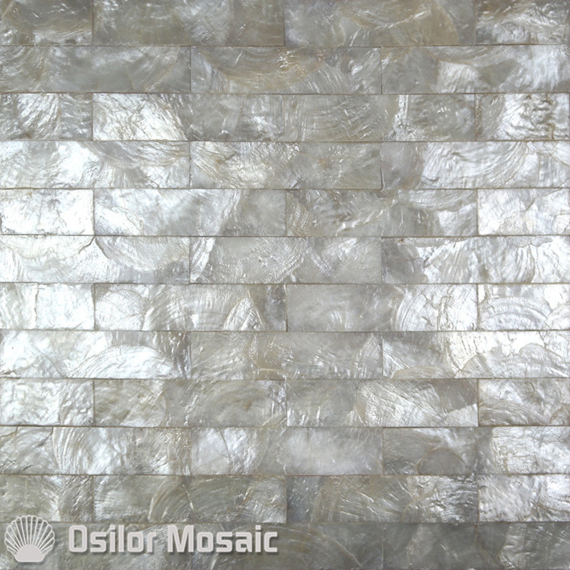 brick pattern 100% capiz shell mother of pearl mosaic tile for living room wall tiles free shipping wave pattern 100% natural penguin shell and chinese freshwater shell mother of pearl tile wall tile