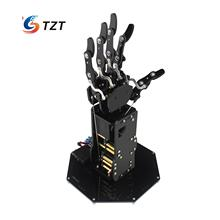 UHand Bionic Робот Рука Механическая Рука с 6CH Системы Управления