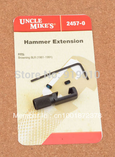 Hunting Browning BLR 1981-1991 Hammer Extensions Gun All steel manufacturing swivels 2457-0 M2741 hunting shooting