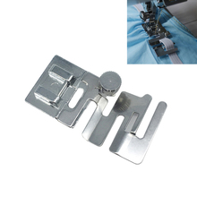 1PC Elastic Band Cloth Edge DIY Sewing Presser Foot for Household Machine Flexible Dedicated