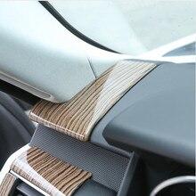 Sands дерево зерна ABS пластик украшение приборной панели Накладка для Landrover Range Rover Sport- автомобильные аксессуары