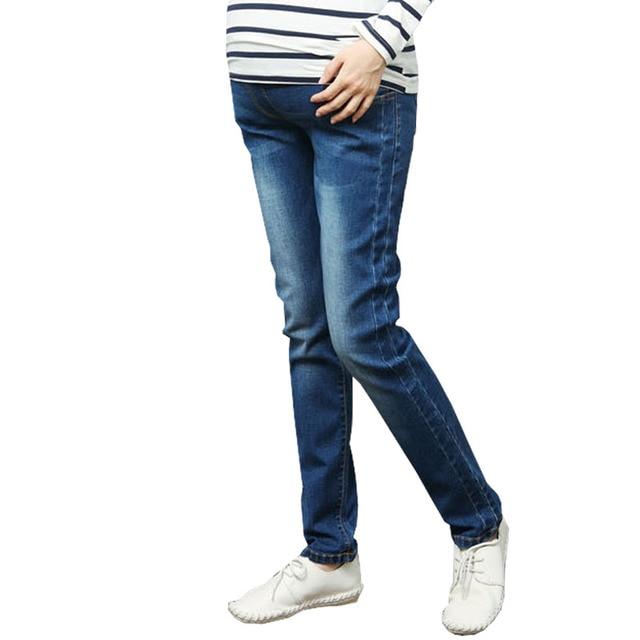 ce616c2f1d6 Pants For Pregnant Women Clothes Denim Jeans Maternity Nursing Trousers  Pregnancy Overalls Long Prop Belly Legging