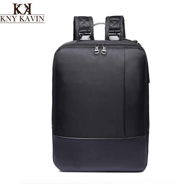 Moda Multiusos Versátil Mochila Ordenador portátil Messenger Bag School Coreano Hombres Mochilas de Tres Estilo