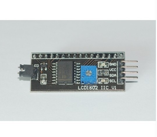 все цены на Freeshipping IIC/I2C port 1602 LCD adapter plate