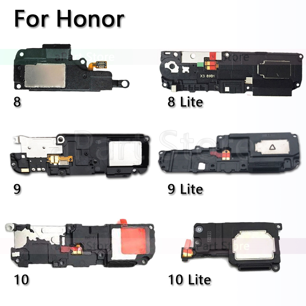 Loudspeaker Loud Sound Buzzer Ringer Speaker Flex Cable For Huawei Honor 7 7A7C 8A 8 8C 8X Max 9 9i 10 20 Pro Lite Speaker Flex