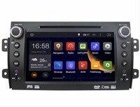 HD 1024 600 Octa Core Android 6 0 Fit SUZUKI SX4 2006 2012 Car DVD Headunit