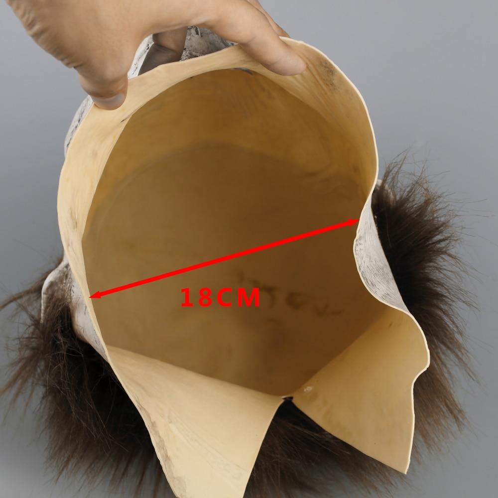 2018 Halloween Mask New Michael Myers Mask Scary Horror Halloween Handmade Mask (13)