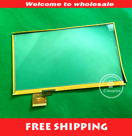 Free shipping 7inch Tablet PC Touch Glass panel Touch Screen Digitizer replacement 070239-01A-V1 original new 10 1 inch touch panel for acer iconia tab a200 tablet pc touch screen digitizer glass panel free shipping