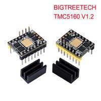 BIGTREETECH TMC5160 V1.2 SPI Schrittmotor Fahrer Stepstick Stumm Fahrer 3D Drucker Teile Für SKR PRO SKR V1.3 MKS VS TMC2208