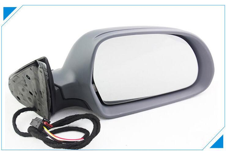 Right side Wing door mirror glass for Subaru Forester 1997-2005 heated