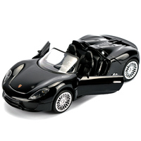 1:32 918 Car Alloy Sports Car Model Diecast Sound Light Super Racing Car Lifting Tail Hot&Wheel For Children