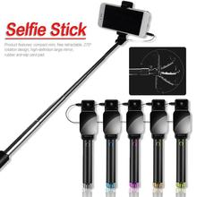 SHZONS Wired Selfie Stick For iPhone 6 6S For Xiaomi Huawei Samsung Monopod Stick For Selfie Foldable Portable Selfiestick