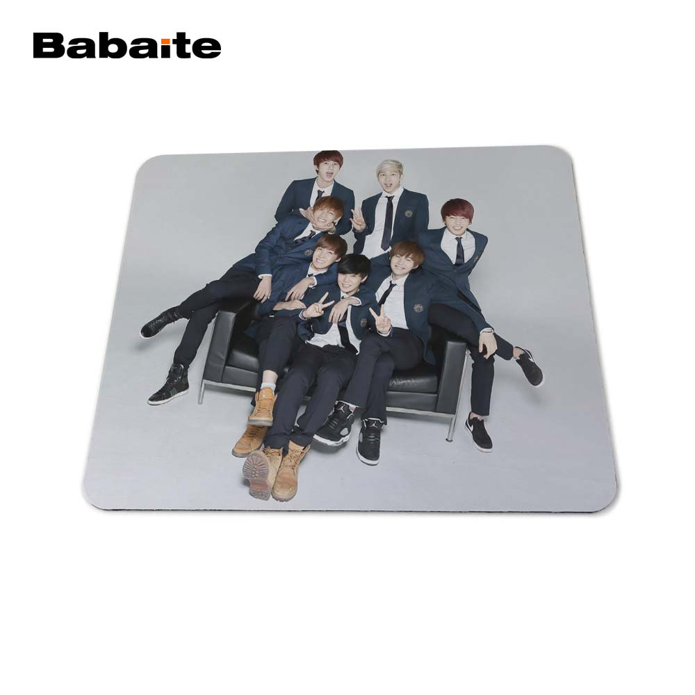 Intriguing Babaite Bts Family New Arrival Design Mouse Pad Durable Mat Custome Makeyour Own Mat Speed Control Version Mouse Mouse Pads From Office Babaite Bts Family New Arrival Design Mouse Pad Durab