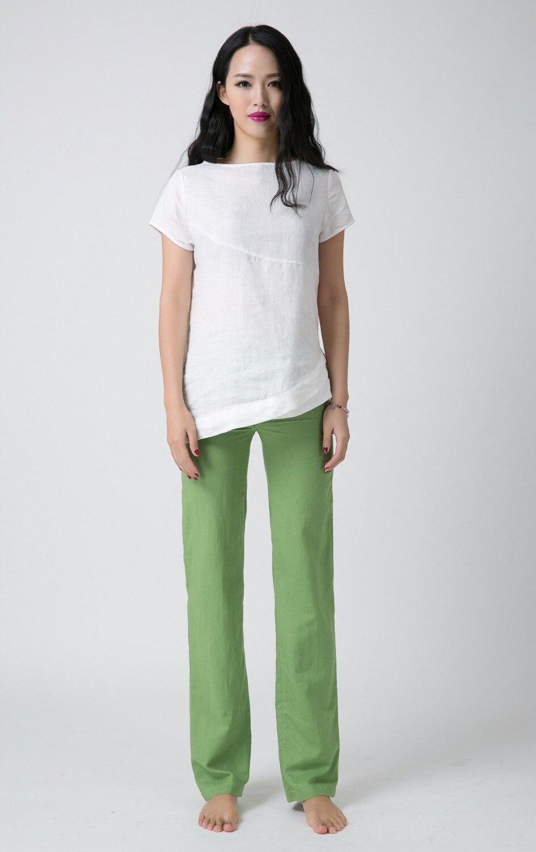2019 neue sommer dünne mode lässig plus größe weibliche frauen - Damenbekleidung - Foto 4