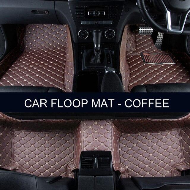 Lunda Custom Fit Car Floor Mats For Audi A1 A3 A4 A6 A7 A8 Q3 Q5 Q7