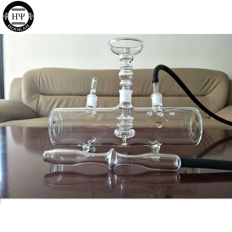 Alta diâmetro de 18.8mm adaptador conector masculino para lavoo hookah shisha profunda grande vidro de fumo tigela de vidro cabeça chicha