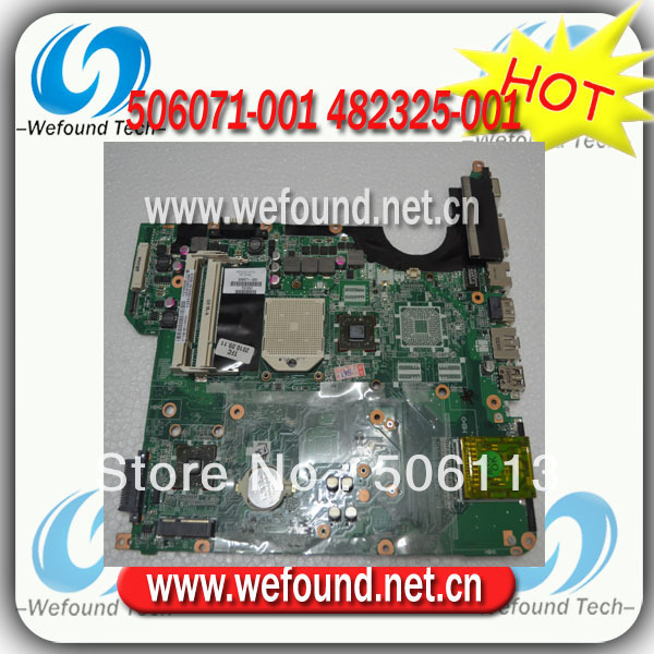 506071-001 482325-001 for HP DV5 AMD motherboard