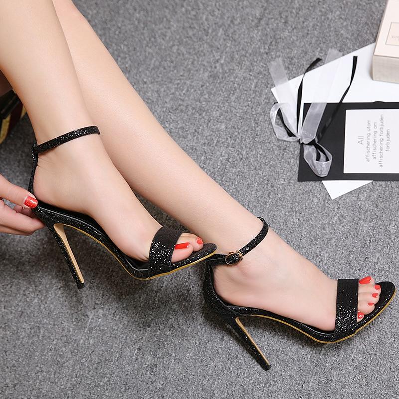 New Women/'s Ladies Stiletto High Heel Platform Bout Ouvert Fête Court girls shoes