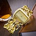 2016 BAOSAILI New Fashion Women Luxury Brand Watches Chain Women Dress Watch Charm Quartz Ladies Watch relgio Clock BSL-007