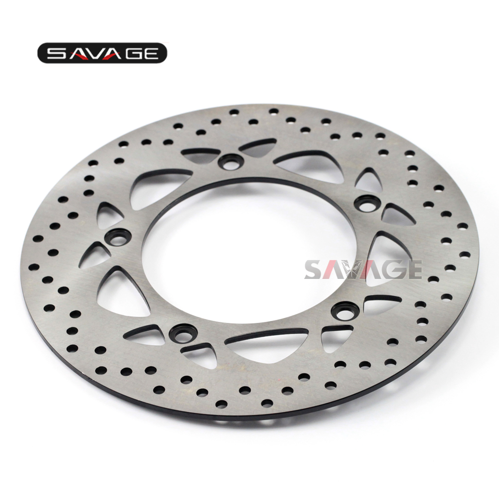 Rear Wheel Brake Disc Rotor For YAMAHA T-MAX 530 XP500 2013-2016 14 15 Motorcycle Accessories 230mm stainless steel mfs motor motorcycle part front rear brake discs rotor for yamaha yzf r6 2003 2004 2005 yzfr6 03 04 05 gold