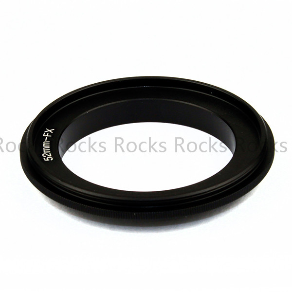 Pixco 58mm For Fujifilm X Camera Lens Macro Reverse Adapter Ring in Lens Adapter from Consumer Electronics