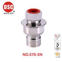 DSC All stainless steel  balanced pressure thermodynamic steam traps NO.S70