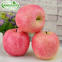 New arrival apple fruit model food decoration props child