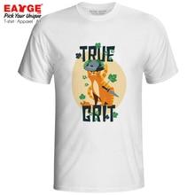 True Grit T Shirt Mr Cat Funny Pattern Design Cool Print Anime T-shirt Novelty Pop Active Unisex Men Women Tee true grit