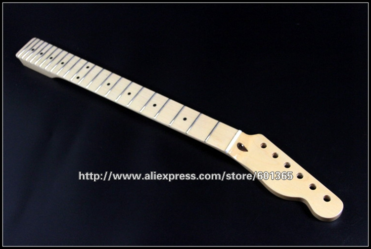 2016 NEW Canadian Maple Electric guitar Neck electric guitar kit kits maple fingerboard EG-NECK-004
