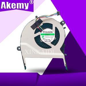 Novo ventilador de Refrigeração Para SUNON Asus X455l K555 W419L W519L R556L R557L Y583L K555L VM590L X555LJ X554L X554LD CPU ventilador Portátil