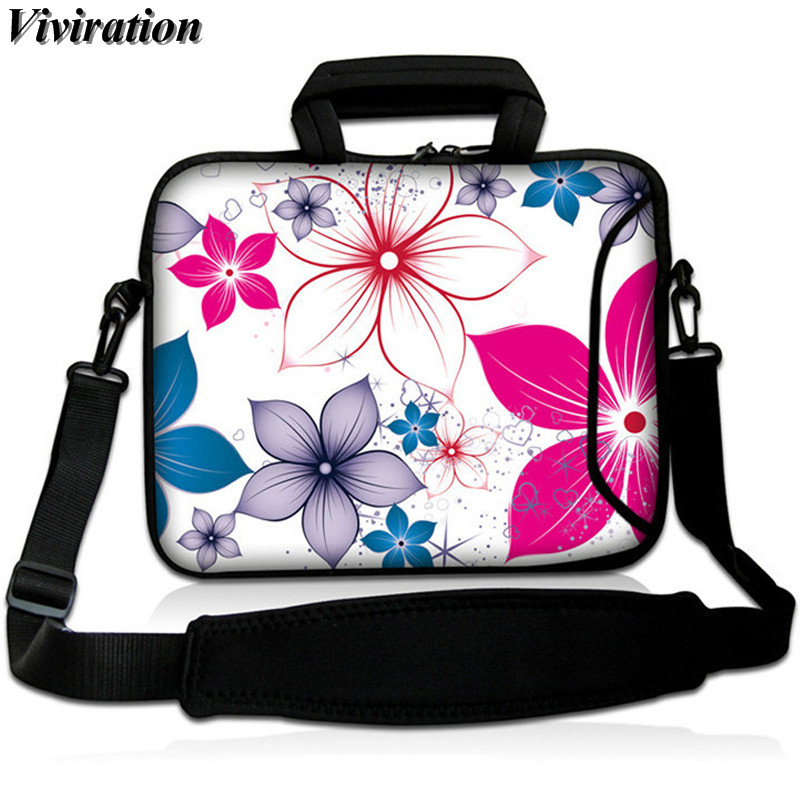 For Macbook Pro Air Retina Apple iPad Air Case 10 15 12 13 14 17 10.1 9.7 Laptop Tablet Bags Viviration Messenger Computer Bag