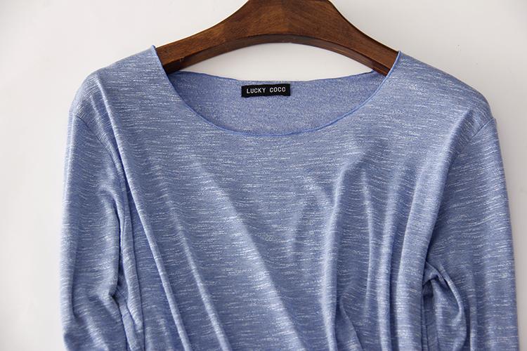 Blusa loose t-shirt 5