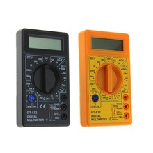 купить DT-832 Digital Multimeter 1999 Counts AC/DC Amp Volt Ohm Tester Voltmeter Ammeter Multi Meter дешево