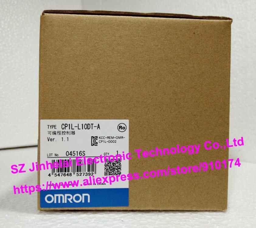 100% New and original  CP1L-L10DT-D  OMRON PLC CONTROLLER [zob] 100% new original omron omron proximity switch e2e x10d1 n 2m