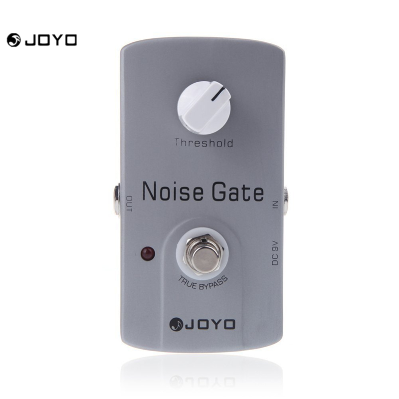 JOYO JF-31 Noise Gate Electric Guitar Effect Pedal Noise Suppressor True Bypass Design