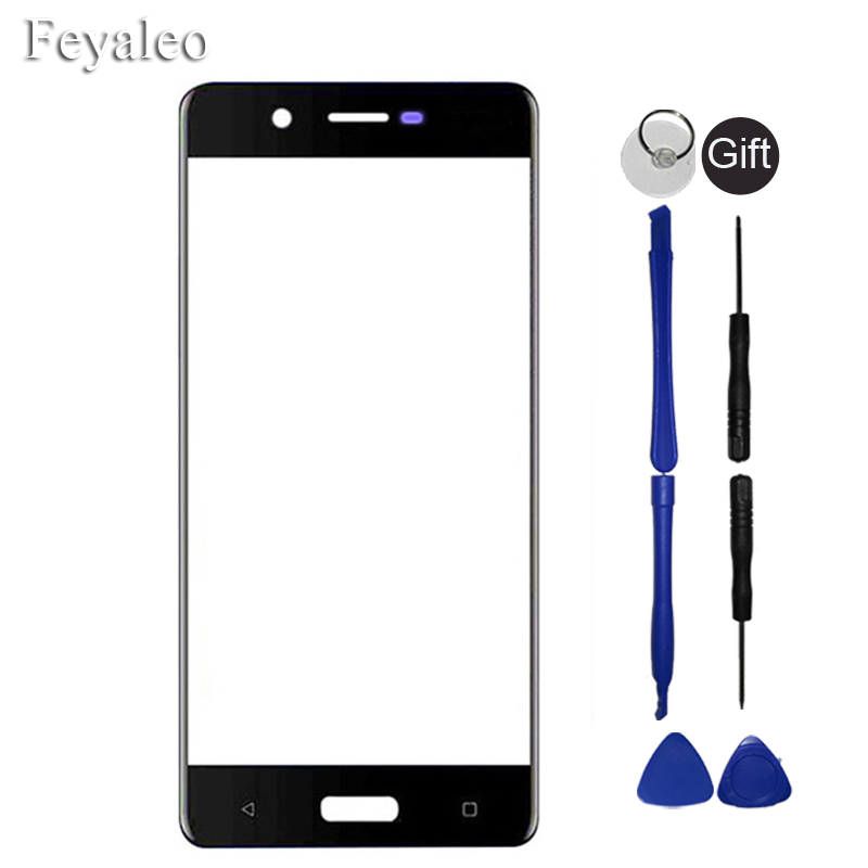 Nokia5 Front Panel For <font><b>Nokia</b></font> <font><b>5</b></font> TA-<font><b>1053</b></font> TA-1024 Touch <font><b>Screen</b></font> Sensor Nokia5 LCD Display Digitizer Glass Cover Touchscreen Repair image