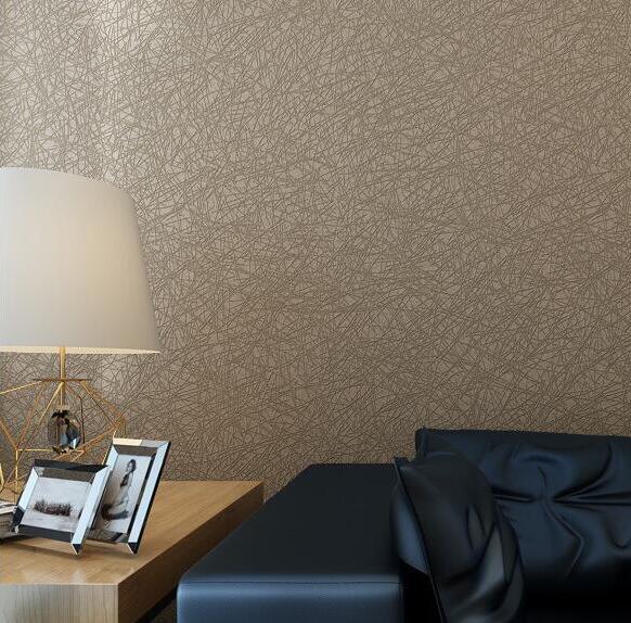 Luxury Modern Minimalist Creative Solid Color Textured Wallpaper For Walls Decor Brand 3d Wallpaper Roll Papel De Parede