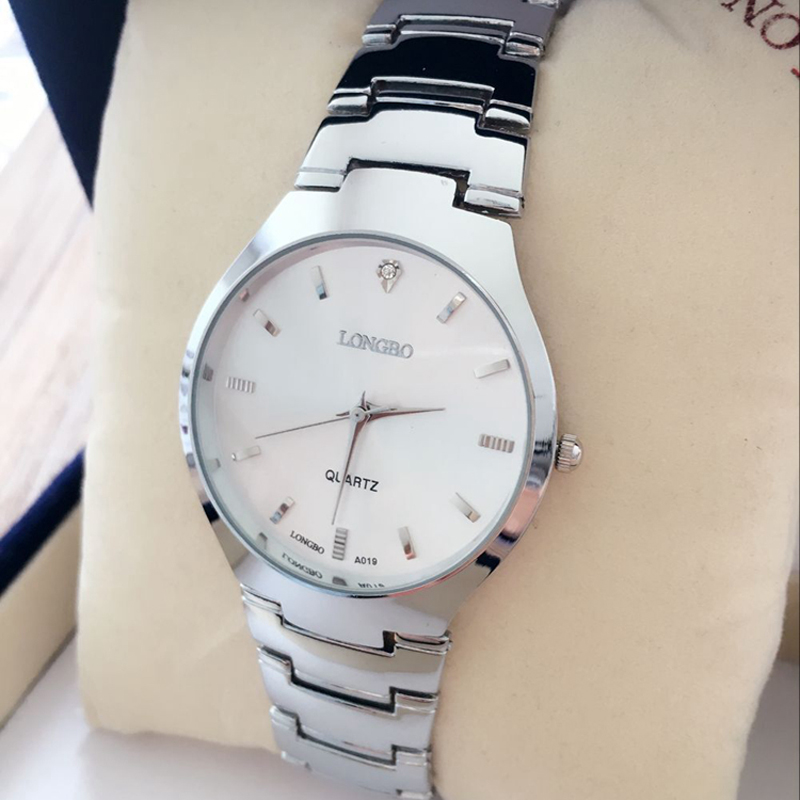 Fashion LONGBO Watch Women Clock 2016 Quartz Wrist Watches Ladies Famous Luxury Brand quartz-watch Relogio Feminino Montre Femme meibo brand fashion women hollow flower wristwatch luxury leather strap quartz watch relogio feminino drop shipping gift 2012