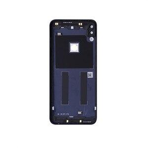 Image 3 - 아수스 zenfone 맥스 프로 m1 zb601kl zb602kl 뒷문 케이스 배터리 하우징 뒷면 커버 아수스 zb601kl zb602kl 뒷면 커버 부품
