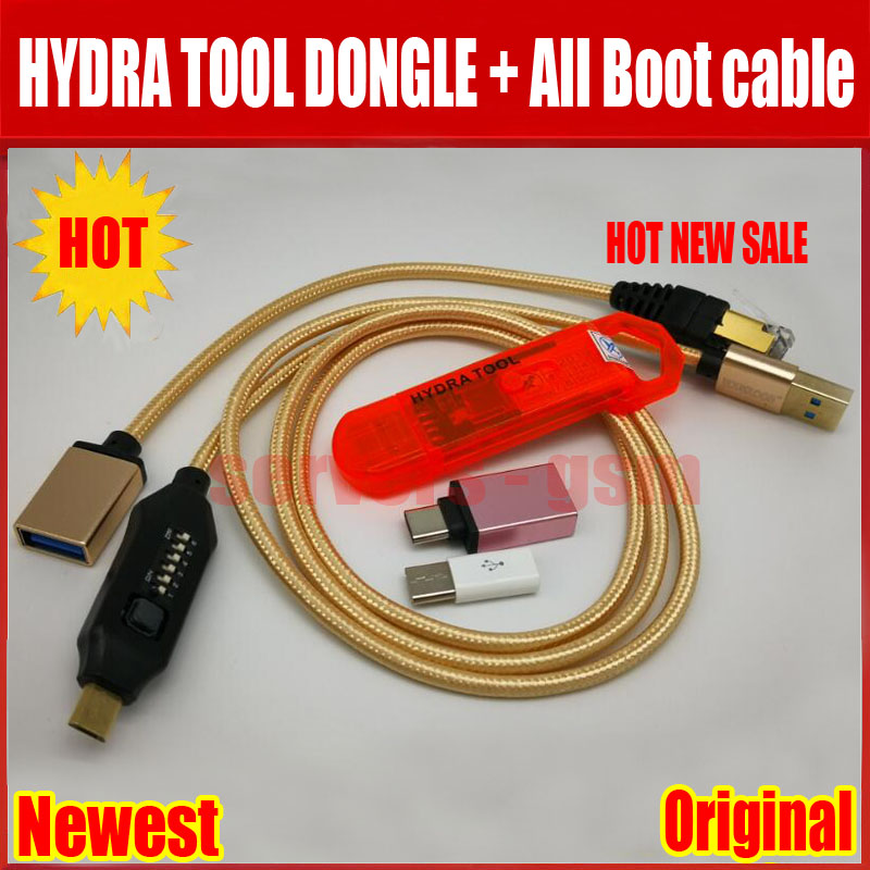 2019 Newest Original Hydra USB Dongle is the key for all HYDRA Tool softwares UMF ALL