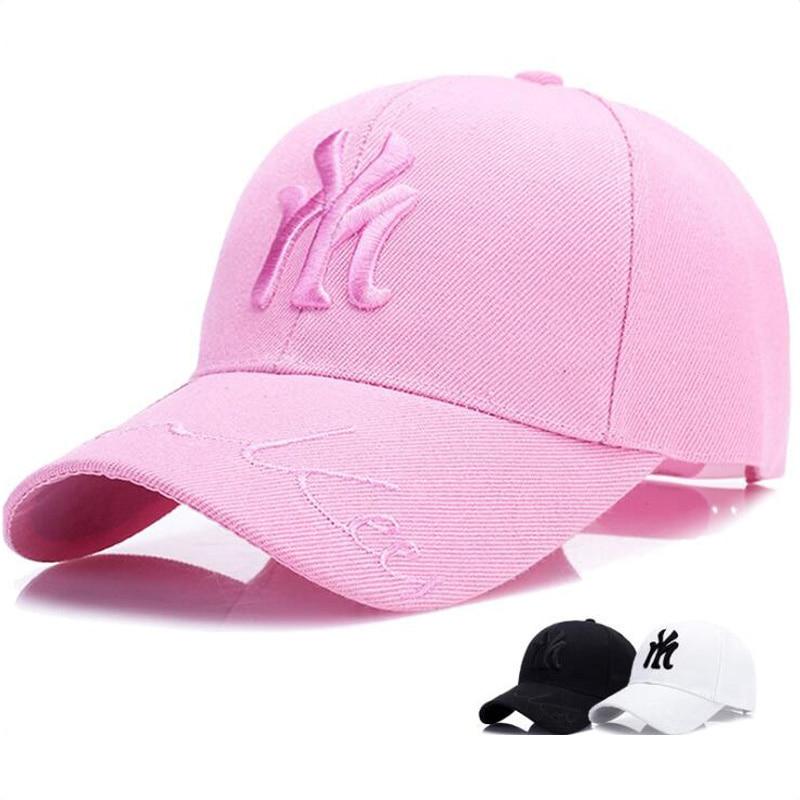 MY Adult Unisex Cassul Baseball Caps Adjustable Embroidery Letter Outdoor Leisure Duck Tongue Hat Snapback Caps Gorras Cap