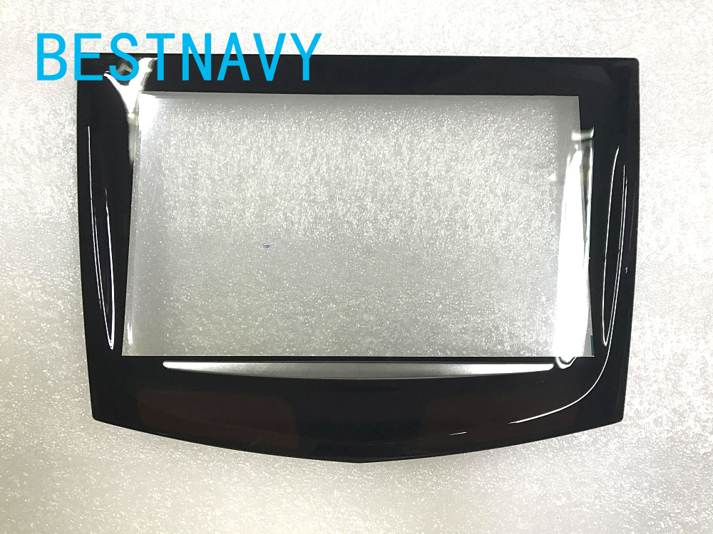 Free shipping new OEM Factory touch screen use for Cadillac car DVD GPS navigation LCD panel