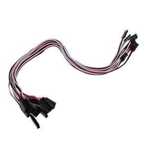 Image 2 - 10 × 340 ミリメートルサーボ延長ケーブル配線ケーブル