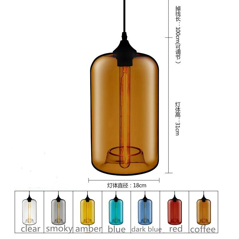 creative modern colorful dining room glass pendant light pendant lamp hanging light home lighting kitchen bedroom indoor light iwhd led pendant light modern creative glass bedroom hanging lamp dining room suspension luminaire home lighting fixtures lustre