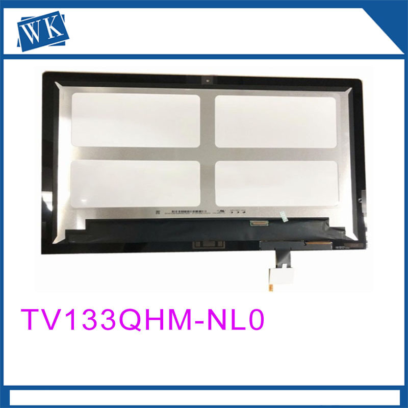 Touch Screen Glass LCD SCREEN Digitizer Assembly TV133QHM-NL0 with NO-FRAME For Lenovo Yoga Tablet 2 Pro 1371 1380 2560*1440Touch Screen Glass LCD SCREEN Digitizer Assembly TV133QHM-NL0 with NO-FRAME For Lenovo Yoga Tablet 2 Pro 1371 1380 2560*1440