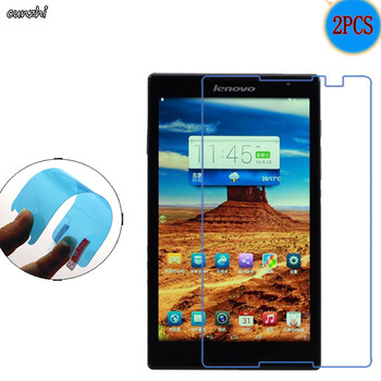 Clear Soft TPU Nano-coated Screen Protector Protective Film For Lenovo Tab S8 S8-50 8.0inch Tablet