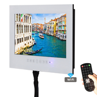 Free Shipping 26 Inch Waterproof Bathroom TV Mirror TV LED TV WIFI Full HD 1080P